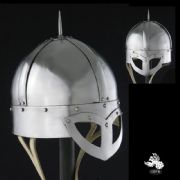 10th Century Gjermundbu Viking Helmet -14 Gauge
